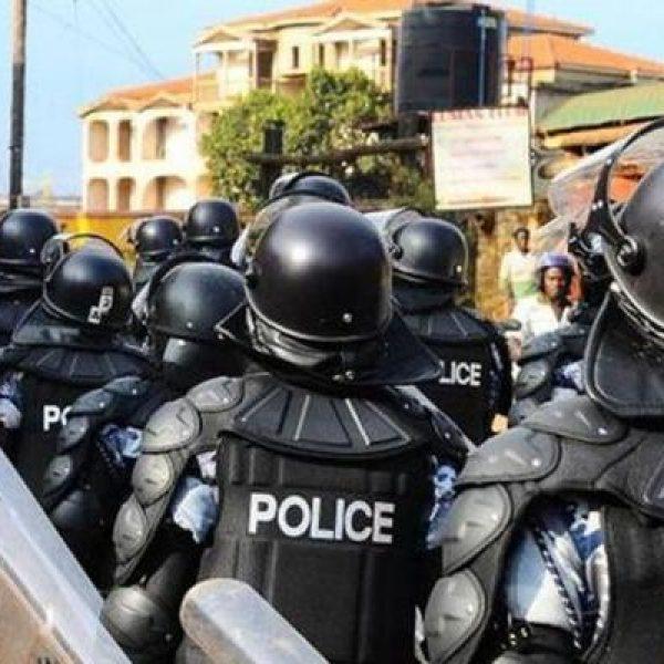 ug police